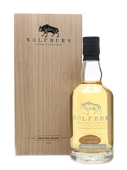 Wolfburn 2016 Inaugural Release  70cl / 46%