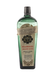 Hellebrekers Hollands Geneva Bottled 1940s 70cl / 39.4%
