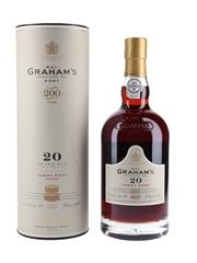 Graham's Tawny Port 20 Year Old 200th Anniversary
