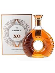 Godet XO Terre Cognac Bottled 2019 70cl / 40%