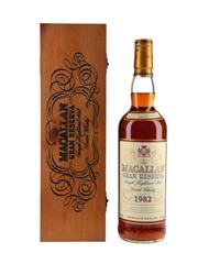 Macallan 1982 Gran Reserva Bottled 2002 75cl / 40%