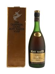 Remy Martin VSOP Bottled 1970s - Duty Free 70cl