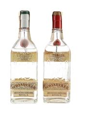Schladerer Kirschwasser & William's Birne Bottled 1980s 2 x 70cl
