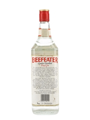 Beefeater London Distilled Dry Gin Bottled 1980s 100cl / 47%