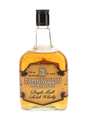 Tamnavulin Glenlivet Bottled 1970s-1980s 75cl / 43%