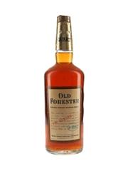 Old Forester Bottled 1970s 94.6cl / 43%
