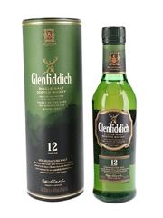 Glenfiddich 12 Year Old Old Presentation 35cl / 40%
