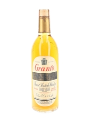 Grant's Standfast Bottled 1970s 75.7cl / 40%