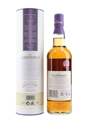 Glendronach 12 Year Old Sauternes Cask Finish Bottled 2014 70cl / 46%