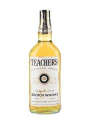 Teacher's Highland Cream Bottled 1970s 75.7cl / 40%
