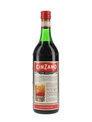 Cinzano The Rosso Vermouth Bottled 1970s 100cl / 17%