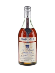 Martell Cordon Bleu Spring Cap Bottled 1950s 70cl / 40%