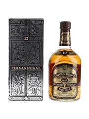 Chivas Regal 12 Year Old Bottled 1980s 75cl / 40%