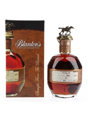 Blanton's Straight From The Barrel No. 355 Bottled 2019 70cl / 65.15%