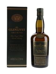 Glenlivet Archive Old Presentation 70cl / 43%
