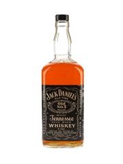 Jack Daniel's Old No.7 Bottled 1970s 113cl / 45%