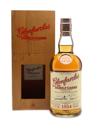 Glenfarclas 1954 Family Casks Bottled 2014 70cl / 46.7%