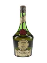 Benedictine DOM Bottled 1970s 70cl / 43%