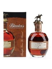 Blanton's Straight From The Barrel No. 115 Bottled 2020 70cl / 65%