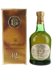 Glendronach 1963 12 Year Old Bottled 1970s 75.7cl / 40%