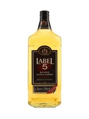 Label 5 Classic Black Large Format 200cl / 40%