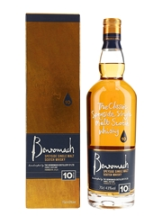 Benromach 10 Year Old Bottled 2019 70cl / 43%