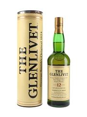 Glenlivet 12 Year Old Old Presentation 70cl / 40%