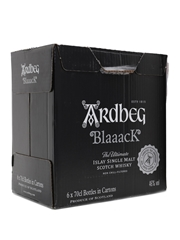 Ardbeg Blaaack Committee 20th Anniversary 2020 - Limited Edition 6 x 70cl / 46%