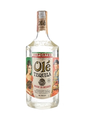 Ole Tequila Bottled 1970s 75cl / 40%
