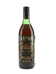 Carpano Vermouth Bianco Bottled 1970s 100cl