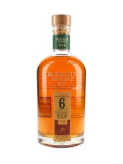 Russell's Reserve 6 Year Old Rye Signed Bottle 75cl / 45%