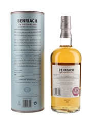 Benriach 10 Year Old The Original Ten Bottled 2020 - Three Cask Matured 70cl / 43%