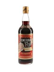 George Morton OVD Old Vatted Demerara Rum Bottled 1980s 75cl / 57.1%