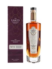 Lakes Single Malt The Whisky Maker's Reserve No.3 Lakes Distillery 70cl / 54%