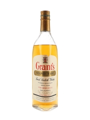 Grant's Standfast Bottled 1960s 75.7cl / 40%