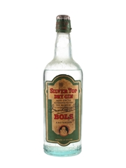 Bols Silver Top Dry Gin Bottled 1930s 75cl