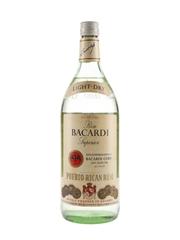 Bacardi Silver Label