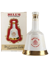Bell's Ceramic Decanter Prince Henry Of Wales 1984 50cl / 43%