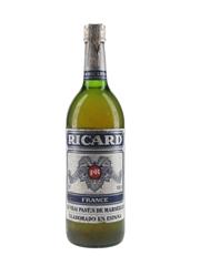 Ricard Pastis Bottled 1970s-1980s - Spain 100cl / 45%