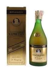 D Campeny Napoleon 12 Year Old VSOP Bottled 1980s-1990s 100cl / 36%