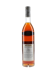 Hine Old Vintage Tres Vieille Cognac Bottled 1990s 70cl / 40%