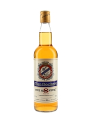 Glen Dochart 8 Year Old Pure Malt Bottled 1990s 70cl / 40%