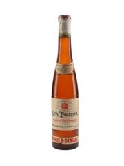 Seve Fournier Liqueur A La Fine Champagne Cognac Bottled 1960s 35cl