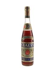 Clauss 7 Star Brandy Bottled 1960s 75.7cl