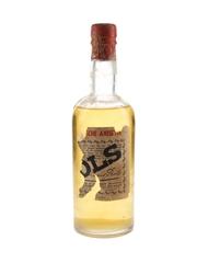 Bols Anisette Bottled 1950s 50cl