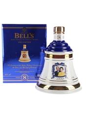 Bell's Ceramic Decanter Golden Wedding Anniversary 1997 70cl / 40%