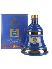 Bell's Ceramic Decanter 75th Birthday Queen Elizabeth II 70cl / 40%