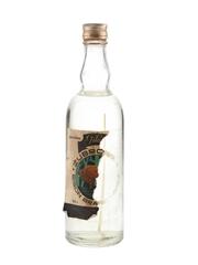 Zubrowka Bison Brand Vodka Bottled 1970s 50cl