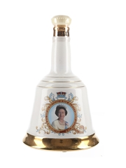 Bell's Ceramic Decanter Queen Elizabeth II 60th Birthday 75cl / 43%
