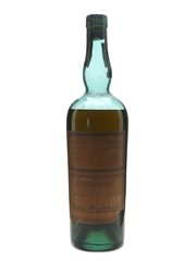Chartreuse Yellow Liqueur Tarragona - Bottled 1930s 75cl / 45%